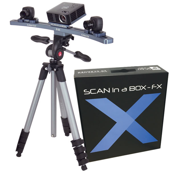 Scan in A Box FX 3D Scanner